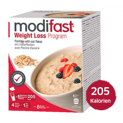 modifast porridge con...