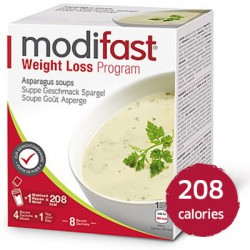 Modifast Spargel Suppe 8 x...
