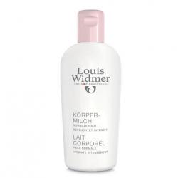 Louis Widmer lait corporel...
