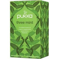 Pukka tee Three Mint 20 Beutel