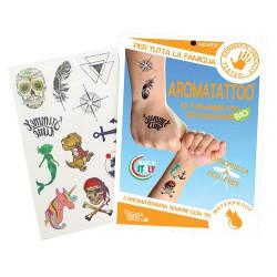 GW AROMATATTOO 12 tatuaggi...