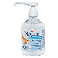 Nexcare gel mains antiseptique