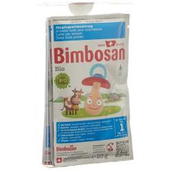 BIMBOSAN Latte biologico...