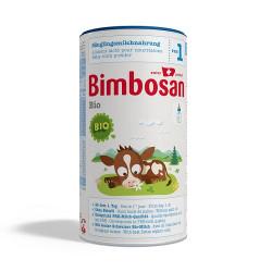 BIMBOSAN Bio 1 Latte per...