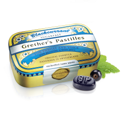 GRETHERS Blackcurrant past...