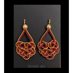 Mizuhiki Art Musubi Boucles...