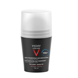 VICHY  HOMME Deodorante 48h...